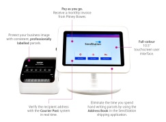 SendStation™ Tablet + Printer