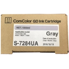 Riso ComColor GD Ink Cartridge - Grey (S-7284UA)