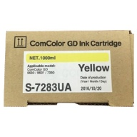 Riso ComColour GD Ink Cartridge - Yellow (S-7283UA)