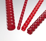 10mm 20 Ring Plastic Combs