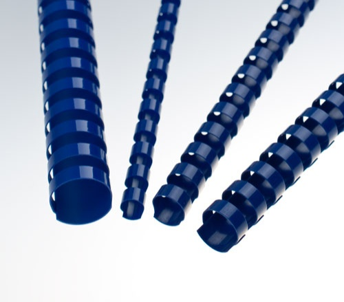8mm 20 Ring Plastic Combs